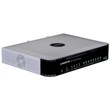Cisco SPA-8000 8-PORT VoIP-Telefonadapter Bild 1