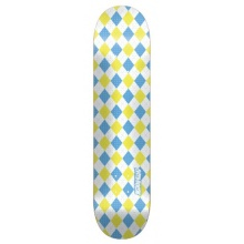 Speed Demons Skateboard Deck, blau, 19,6 cm Bild 1