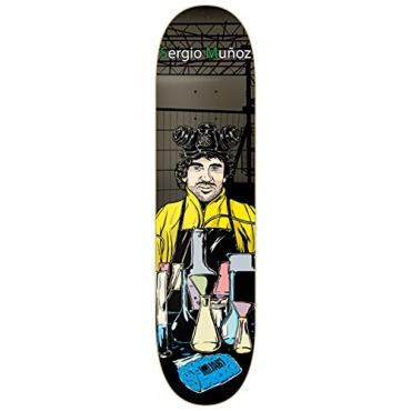 Breaking Munoz M0214 by Jart Skateboard deck, 7,87 Bild 1