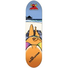 Toy Machine Skateboard-Deck Selfie Templeton 8,5 Bild 1