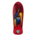 Santa Cruz Corey OBrien Reaper Skateboard Deck Red,9.85 Bild 1