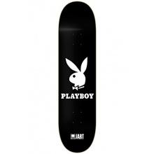 Jart Playboy Bunny 8Zoll Skateboard Deck Bild 1