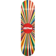 Almost Color Wheel Skateboard Deck - 7.5 inch Bild 1