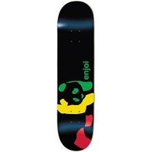 Enjoi Rasta Panda Wide Skateboard Deck - 8 inch Bild 1