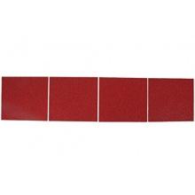 Vicious 4 Lagen red 11Zoll Skateboard Griptape Bild 1