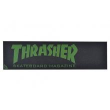 MOB Thrasher Skate Mag green 9Zoll Skateboard Griptape Bild 1