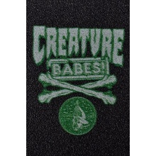 Skateboard Griptape by MOB Creature Playing Cards 9Zoll Bild 1