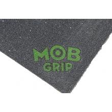 MOB Tie Dye green/yellow 9Zoll Skateboard Griptape Bild 1