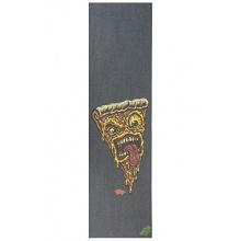 MOB Jimbo Phillips Pizza Face 9Zoll,Skateboard Griptape Bild 1