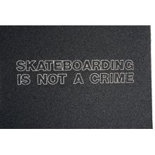 MOB Skateboard Griptape ...is not a Crime Laser Cut 9Zoll Bild 1
