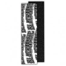 Shortys Skateboard Griptape Black Magic Bild 1