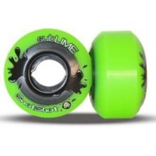 subLIME Skateboard-Rollen Snot Shots 99A 58mm  Bild 1