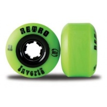 Retro Skateboard-Rollen InvertZ Classic 99A 61mm  Bild 1