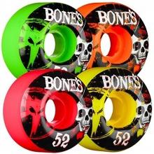 Bones Wheels 4 Skateboard Rollen STF Party 52mm Bild 1