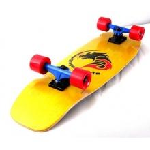 Dragonskate Cruiser Skateboard - CB-I (Gelb) Bild 1