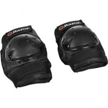 Razor Kinder Skating Schonerset Basic Pad Set, black Bild 1