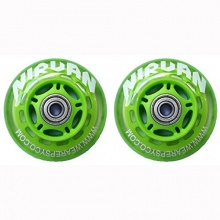Nirvan Waveboard Wheels GRN Bild 1