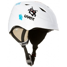 UVEX Airwing 2, Snowboardhelm White Pacman, 54-58 cm Bild 1