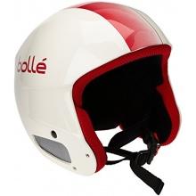 Bollé Snowboardhelm Profile,white red fade,Gr.L (60cm) Bild 1