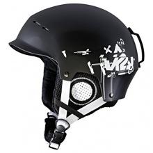 K2 Skis Herren Skihelm Rant, Black, S, Snowboardhelm  Bild 1
