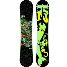Kinder Freestyle Snowboard K2 Vandal Wide 145 Boys Bild 1