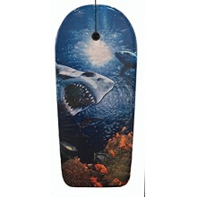 BECO-BEERMANN KICKBOARD BODYBOARD SHARK Bild 1