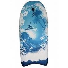 Nalu Beach Bodyboard, 1 m, aus EPS, Blau Bild 1
