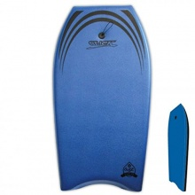 BUGZ Bodyboard Slick Gr. M 90 blue Bild 1
