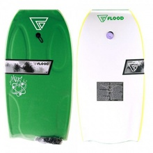 FLOOD Bodyboard Atom 42 Green Bild 1