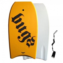 BUGZ Bodyboard EPS 36 Orange  Bild 1
