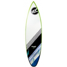 Cabrinha Trigger (Board komplett) - Wave Kiteboard Bild 1