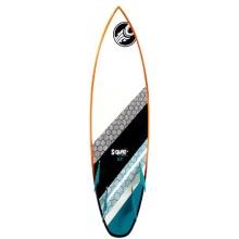 Cabrinha S-Quad (Board komplett) - Wave Kiteboard Bild 1