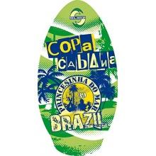 Skimboard von SLIDZ 100cm Copa Cabana Brazil Bild 1