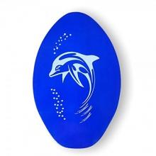 Skimboard von BUGZ Wood 76 cm Dolphin Blue  Bild 1