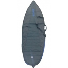 Billabong Platinum Black Travel Surfboard Tasche-6ft 8 Bild 1