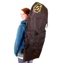 Sniper Bodyboard Bag, schwarz/orange,Surfboard Tasche Bild 1