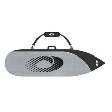 Osprey Surfboard Tasche, Grau / Schwarz / Weiß, 6,4 cm Bild 1