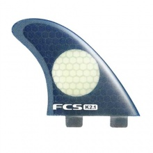 FCS K-2.1 Performance Core Tri Medium Surfboard Finne Bild 1