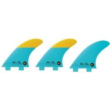 CREATURES OF LEISURE Surfboard Finne Mitch Coleborn Bild 1