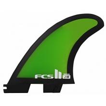 FCS Surfboard Finne II JW PG Tri Medium Retail Fins Bild 1