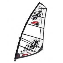 F2 Windsurf Komplett Surf Segel RIDE Rigg 6 qm Bild 1