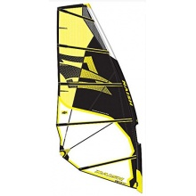 NAISH SAILS Wave u Freestyle Surf Segel VIBE (yellow, 4.2) Bild 1