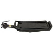 Ventura Alu-Gepäckträger schwarz für 25-30 mm Bild 1