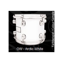 MAPEX Saturn Tom 12x9 Arctic White OW Bild 1