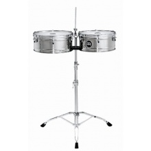 Meinl Percussion LC1STS Timbales Bild 1