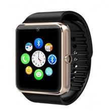 5 Star Aktivitätstracker Bluetooth Armbanduhr Gold  Bild 1
