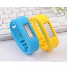 Forepin Aktivitätstracker Armband Bluetooth 4.0 Blau Bild 1