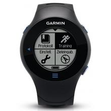 Garmin GPS Laufuhr Forerunner 610 HR schwarz  Bild 1