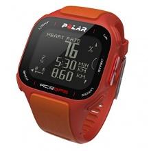 POLAR GPS Laufuhr RC3 orange rot Bild 1