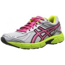 Asics PATRIOT 7 Damen Laufschuhe Silber Pink Grün Bild 1